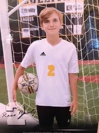 Ross Brady's Men's Soccer Recruiting Profile