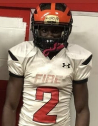 Traquan Holt's Football Recruiting Profile