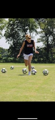 Olivia LeBrun's Women's Soccer Recruiting Profile