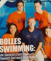 Matthew Serra's Men's Swimming Recruiting Profile