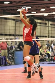 Carina Rivera's Women's Volleyball Recruiting Profile