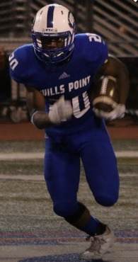Marques Crouch's Football Recruiting Profile