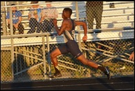 Emondre Armstrong's Men's Track Recruiting Profile