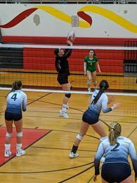 Kelia Doxtater's Women's Volleyball Recruiting Profile