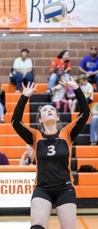 Katelyn Hunsaker's Women's Volleyball Recruiting Profile