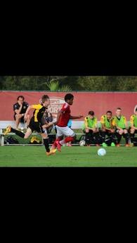 Mathew Acha-Morfaw's Men's Soccer Recruiting Profile