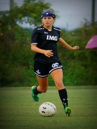 "Sarah ""Ayla"" Johnston's Women's Soccer Recruiting Profile"