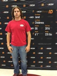 Jaret Childress's Football Recruiting Profile