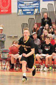 Ryan Wyganowski's Men's Basketball Recruiting Profile