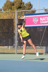 Farida Abdelmoneum's Women's Tennis Recruiting Profile