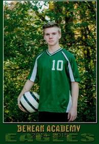 Jimmy Blanton's Men's Soccer Recruiting Profile