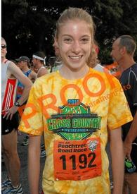 Melanie Hamilt's Women's Track Recruiting Profile