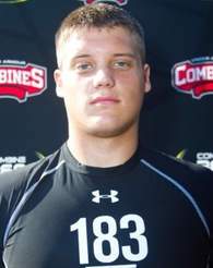 Tate Hernly's Football Recruiting Profile