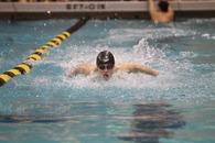 Aubrey Churchman's Men's Swimming Recruiting Profile