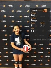 Cody Googin's Women's Volleyball Recruiting Profile