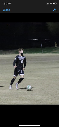 Davis Weir's Men's Soccer Recruiting Profile