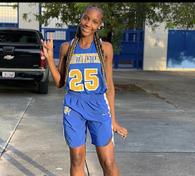 Kouraje Johnson's Women's Track Recruiting Profile