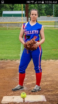 Shelley Pierce's Softball Recruiting Profile