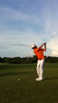 Matt Perenich's Men's Golf Recruiting Profile