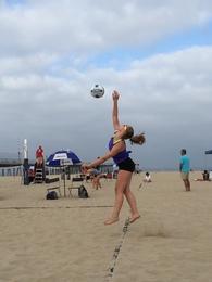 Ariel Battisti's Women's Volleyball Recruiting Profile