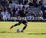 Melvin Cahueque's Men's Soccer Recruiting Profile