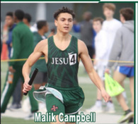 Malik Campbell's Men's Track Recruiting Profile