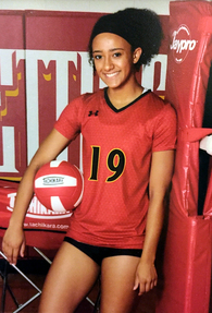 Justice Brackney's Women's Volleyball Recruiting Profile