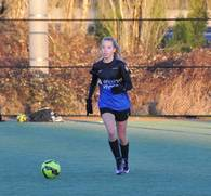 Lauren Jensen's Women's Soccer Recruiting Profile