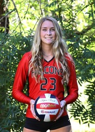 Aubrie Jefferson's Women's Volleyball Recruiting Profile