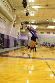 Mary Broxterman's Women's Volleyball Recruiting Profile