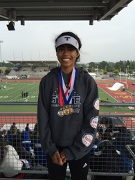 Alisha Wilson's Women's Track Recruiting Profile