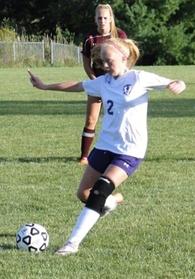 Savannnah Olsen's Women's Soccer Recruiting Profile