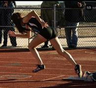 Aryanna Gomez's Women's Track Recruiting Profile