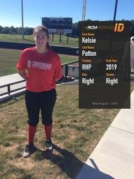 Kelsie Patton's Softball Recruiting Profile