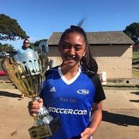 Kaehukai Kaaihue's Women's Soccer Recruiting Profile