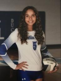 Nikarra Smith's Women's Volleyball Recruiting Profile