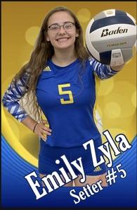 Emily Zyla's Women's Volleyball Recruiting Profile