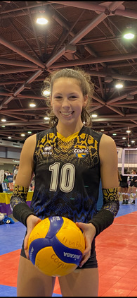 Cameron Humphries's Women's Volleyball Recruiting Profile