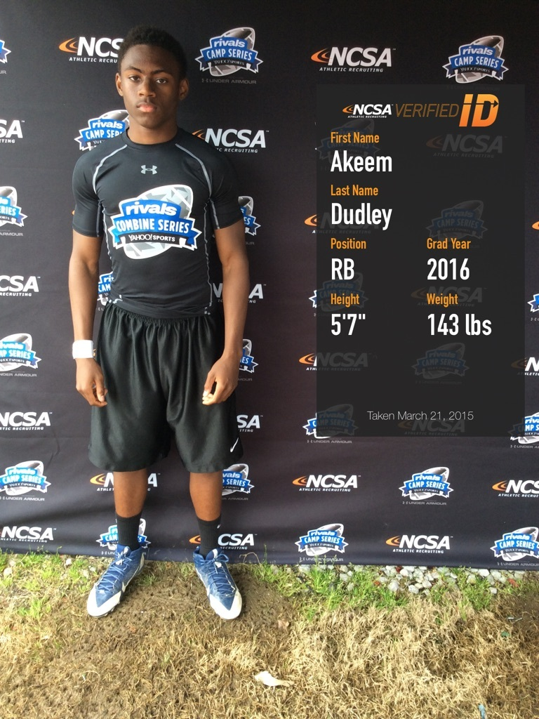 Link to Alabama Football Recruit Profile
