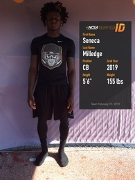 "Link to Florida Football Recruit Profile""></a><strong>Name:</strong> Seneca Milledge<br /> <strong>40-Yard Dash:</strong> 42.2<br /> <strong>Graduating Class:</strong> 2017<br /> <strong>Primary Position:</strong> Defensive Back<br /> <strong>High School:</strong> Dunbar<br /> <strong>Hometown:</strong> Florida </p> <hr /> <h2><a href=""http://recruit-match.ncsasports.org/clientrms/athletes/2987060?"">Seth Blanchette</a></h2> <p><a href=""http://recruit-match.ncsasports.org/clientrms/athletes/2987060?""><img class=""alignleft"" src=""http://recruit-match.ncsasports.org/clientrms/system/client_photos/athlete_1056451_profile.jpg"