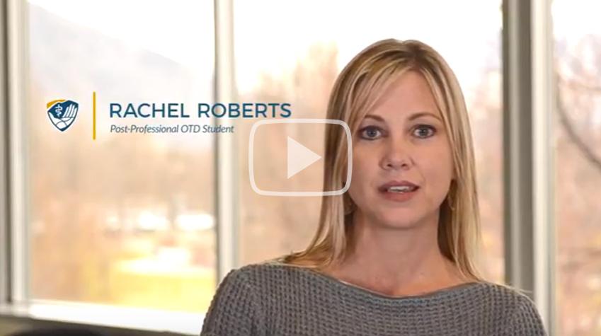 Rachel Roberts - OTD Student
