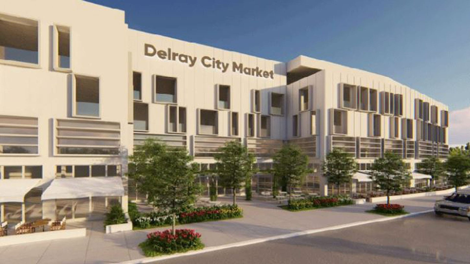Food Hall Proposed for Downtown Delray Beach