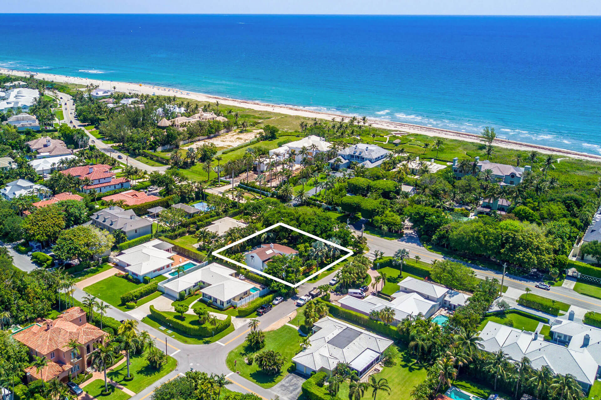 East Delray Beach Parcel Hits the Luxury Real Estate Market