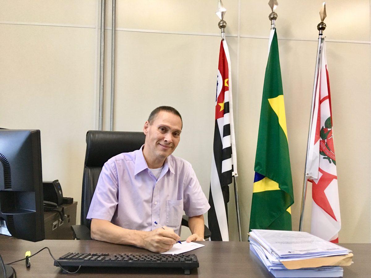 'Não existe espaço para crescer em Sapopemba', diz prefeito regional