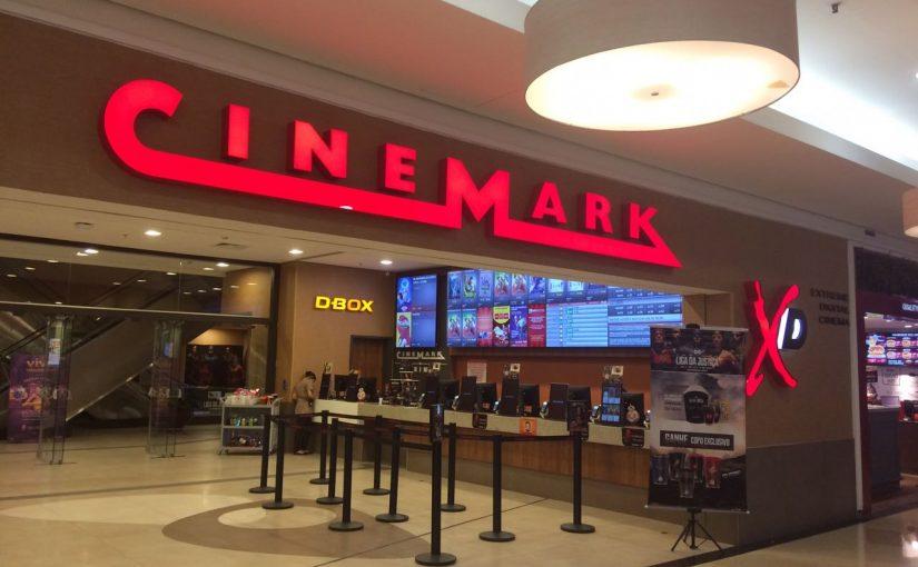 Cinema no shopping west Plaza
