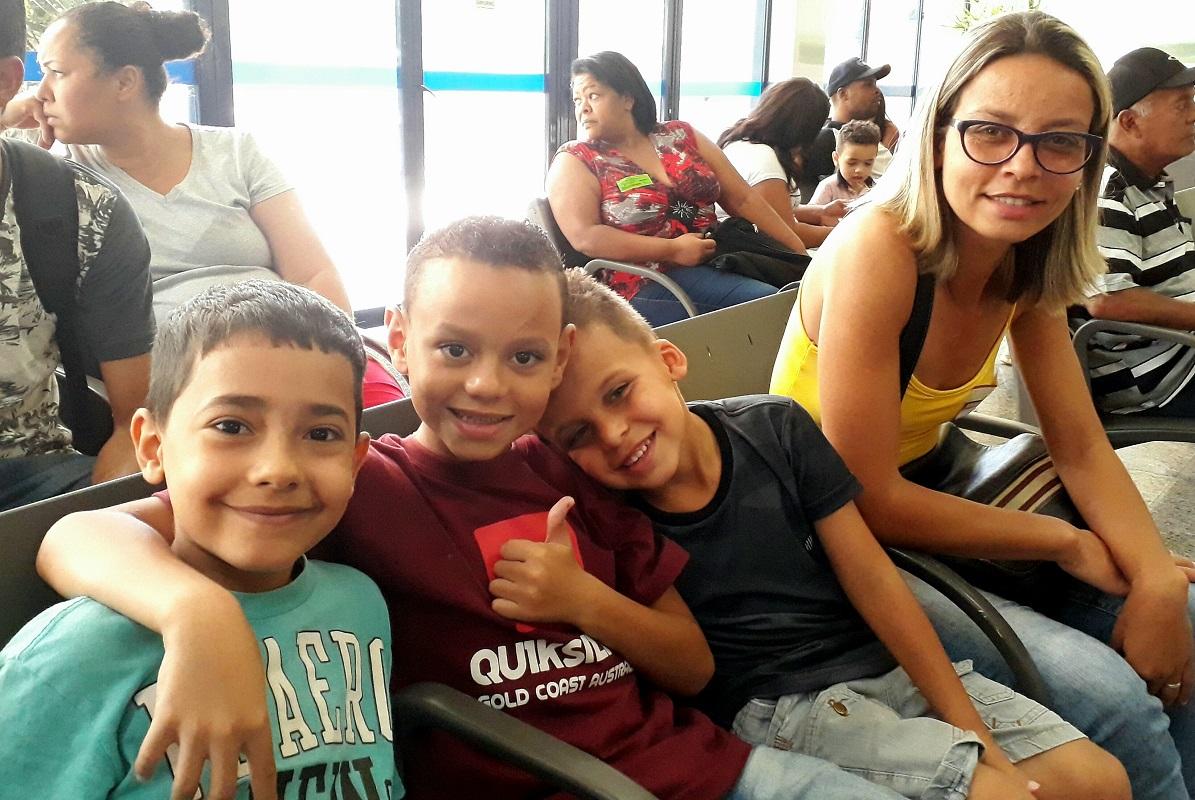 Cidade Tiradentes é a região com mais internações infantis em SP