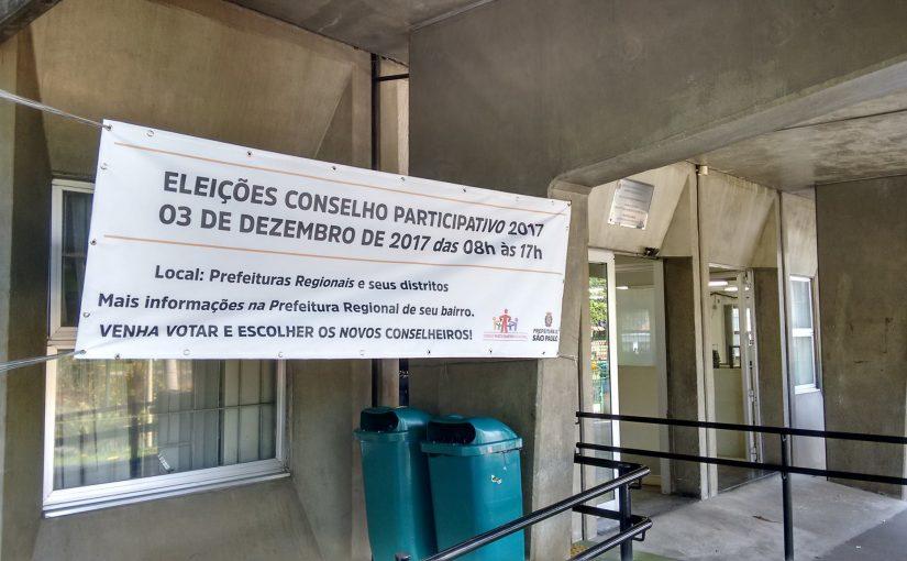MP cobra Prefeitura sobre eleição do Conselho Participativo Municipal