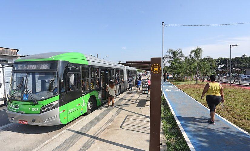 Corredores de ônibus da zona norte são os mais lentos de SP