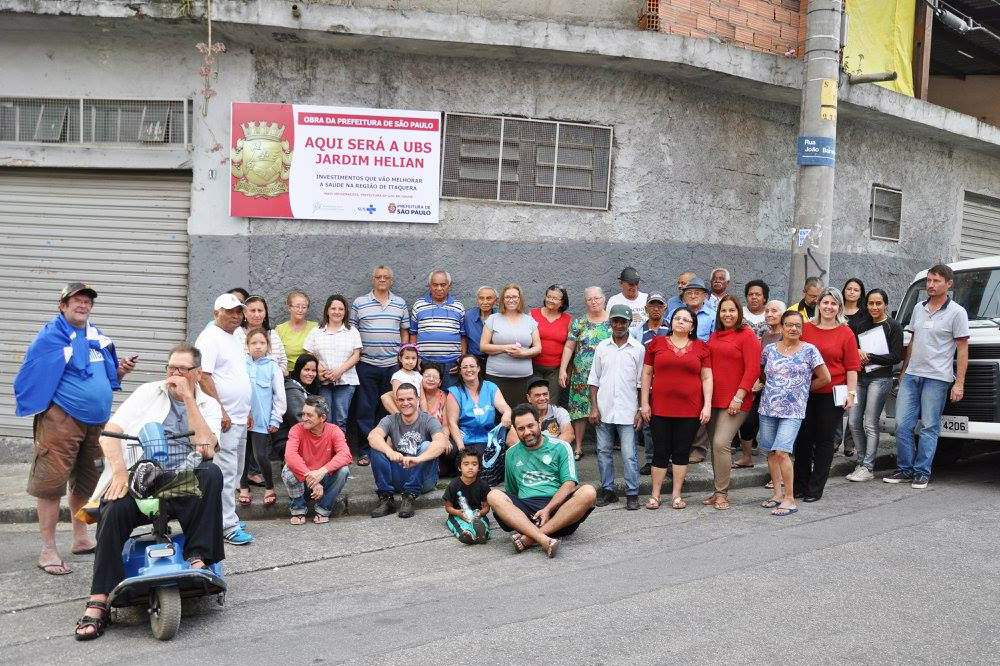 Em Itaquera, Jardim Helian pode virar bairro sustentável