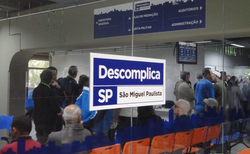 'Descomplica SP' terá novas unidades nas zonas norte, sul e oeste da capital